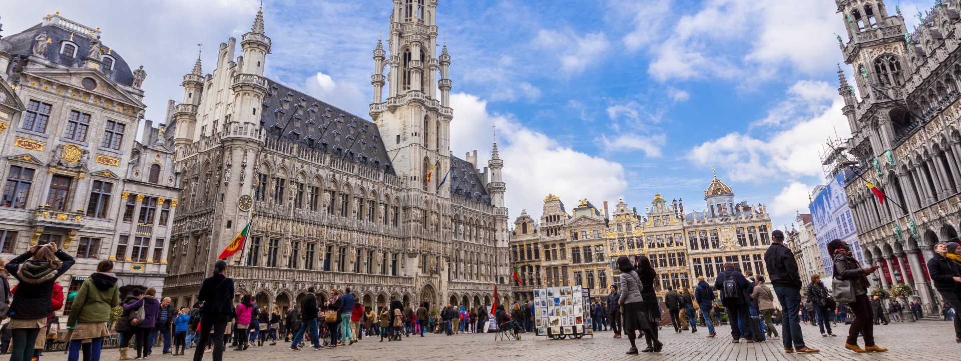 Kota Brusel, Belgia