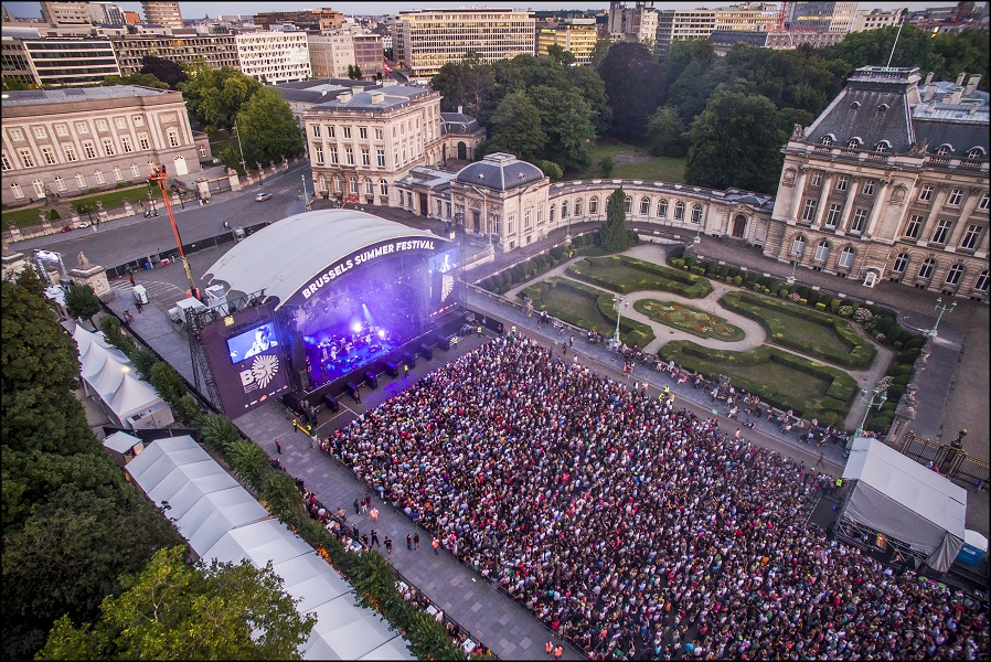 Cultural festivals and events | City of Brussels