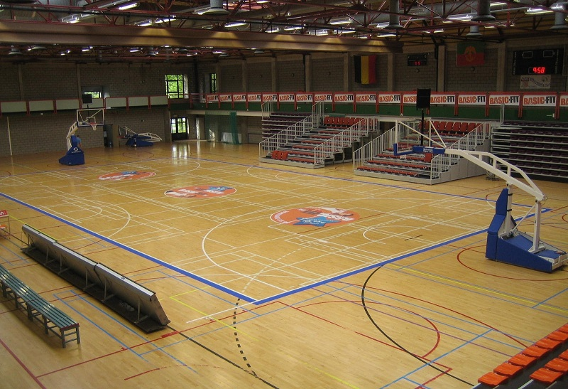 Sports centre Neder-Over-Heembeek