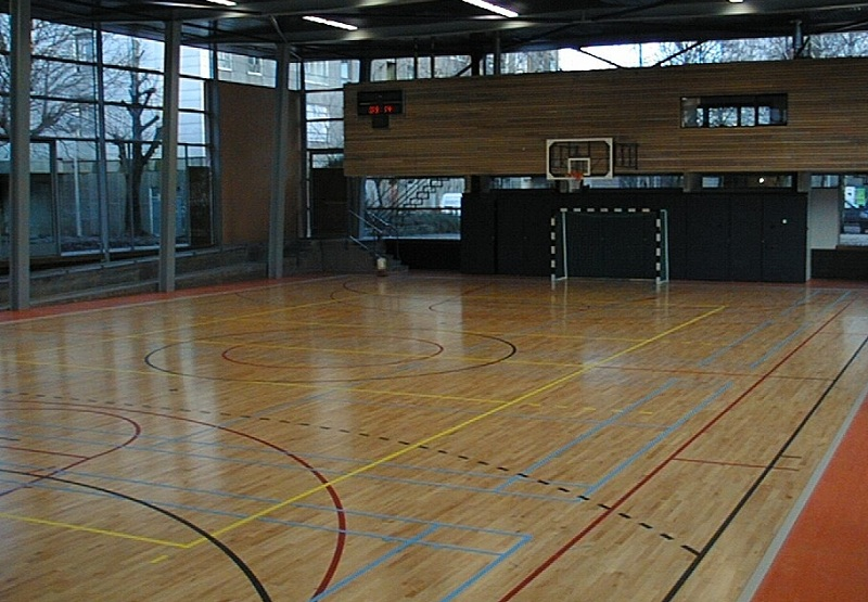 Sports hall Rempart des Moines