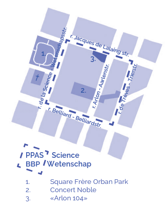 Map PPAS Science