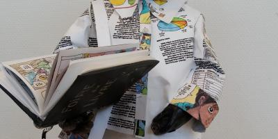 Manneken-Pis - Foire du Livre