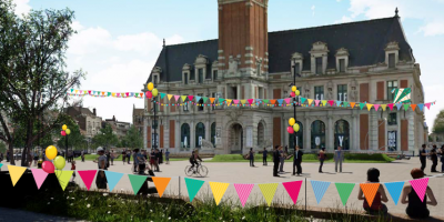 Place Emile Bockstael inauguration