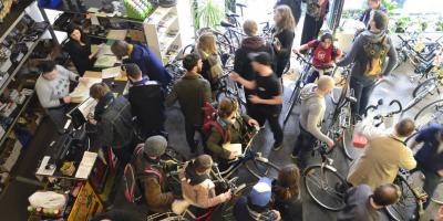 Used bike fair