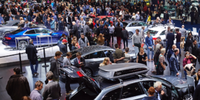 Motor Show Brussels 2019
