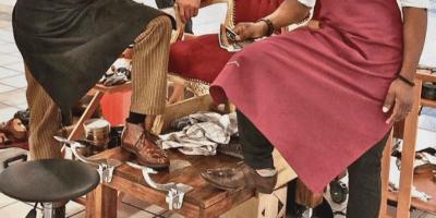 European Shoe Shine Contest