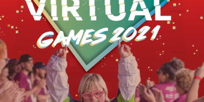 Special Olympics Belgium Virtual Games