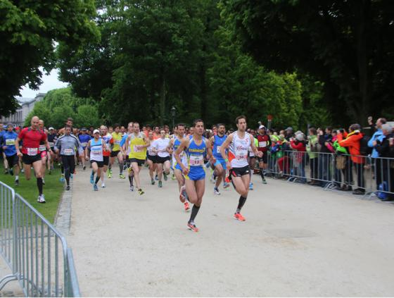 20 km of Brussels and traffic on Sunday 19 May 2019