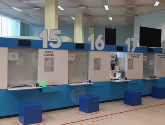 Demography counters closed on Monday 2 November
