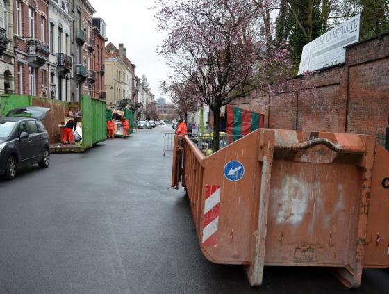 Bulky waste collection in March