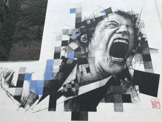 FSTN joins Street Art Trail
