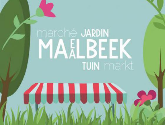 Maelbeek Garden market searches market vendors