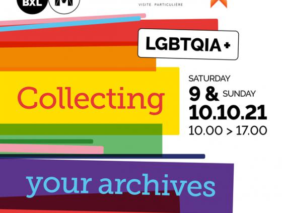 Collection of LGBTQIA+ archives
