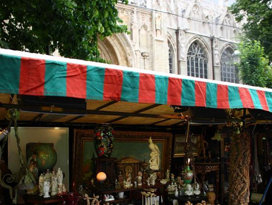 Sablon market