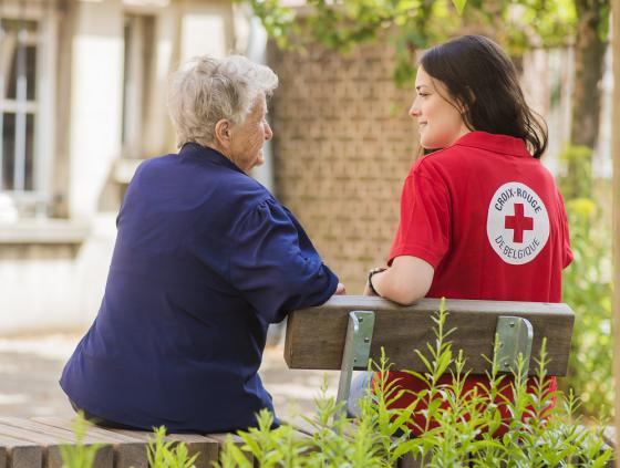 Red Cross is looking for volunteers