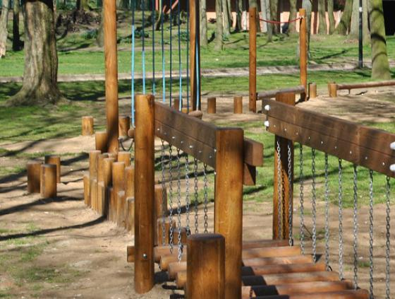 Recreational trail at Maximilian Park