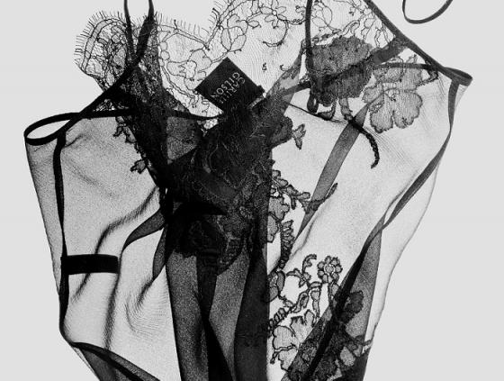 Exhibition. Beautiful Lace & Carine Gilson