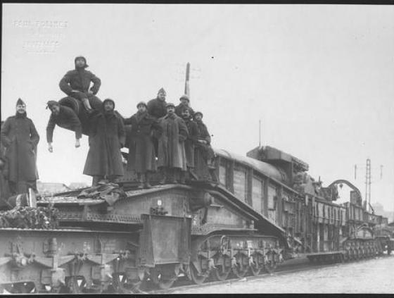 Brussels, November 1918