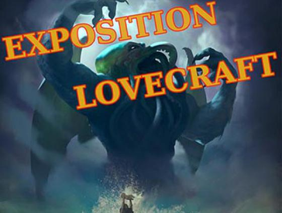 Exhibition. H.P. Lovecraft, l'homme qui venait d'ailleurs