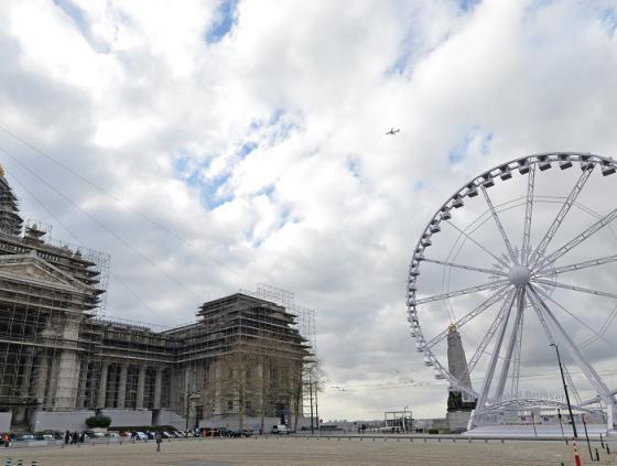 Big Wheel (Place Poelaert)