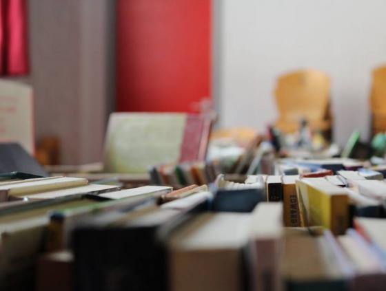 Library Brussel-Laken - 'Verwendag'