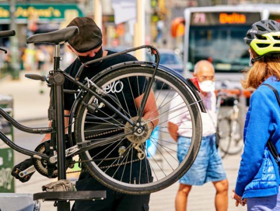 Bike Repair Tour
