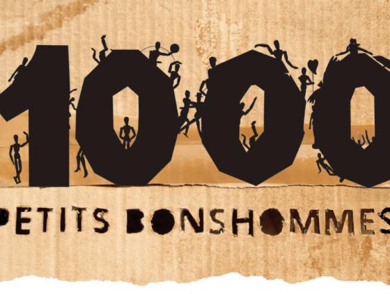 Exhibition. 1000 petits bonshommes