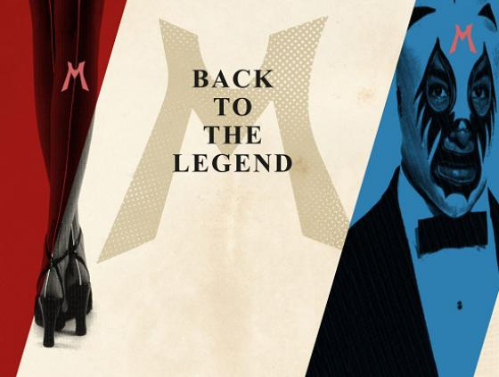 Exhibition. Mirano Back to the Legend