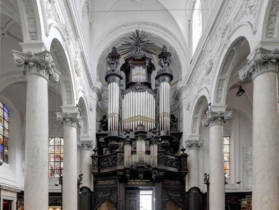 Mondays of the Organ