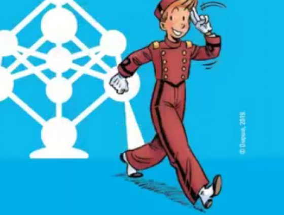 Exhibition. Spirou4rights
