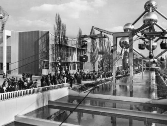 People of 58 © Expo58