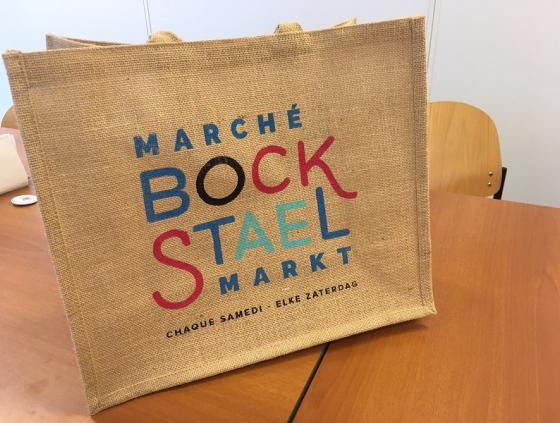 Accessibility of the Bockstael and Chaussée d'Anvers markets