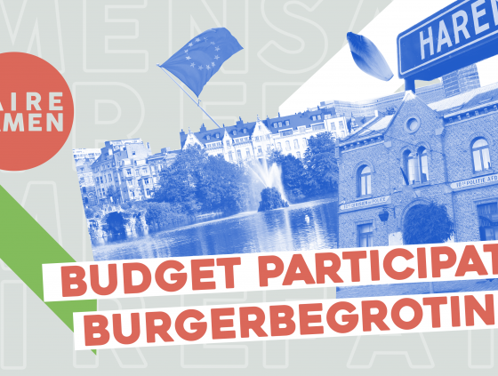 Citizen Budget of Haren and the European quarter