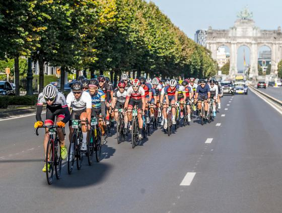 Cyclist? Register now for the BXL Tour!