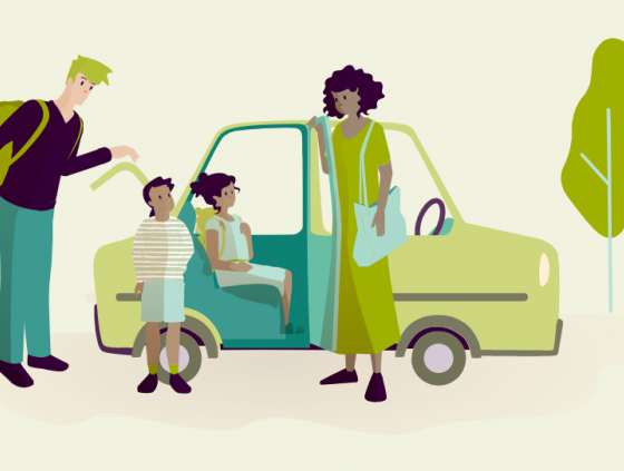 Advantages of carsharing?