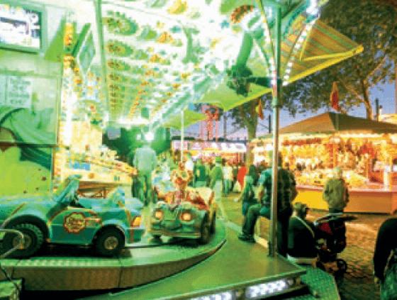 Discounts at the Midi Fair