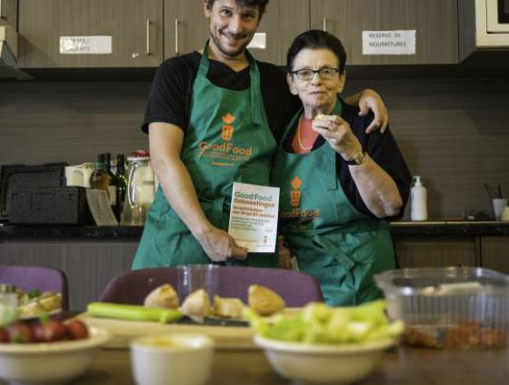 Call for projects 'Accessibility of sustainable food'