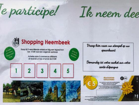 Shopping campaign at Neder-Over-Heembeek