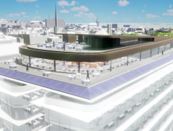 New Administrative Centre