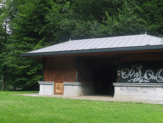 Public tender. Occupation of a kiosk at the Bois de la Cambre