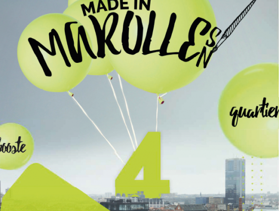 'Made in Marolles' call for projects