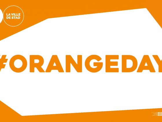 Orange Day campaign