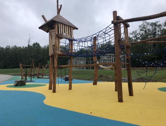 New park at Neder-Over-Heembeek