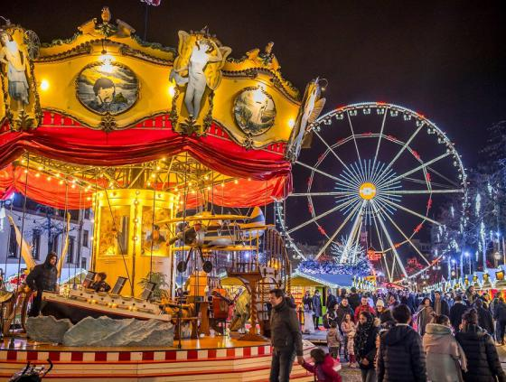 Vote for Brussels as best Christmas market in Europe!