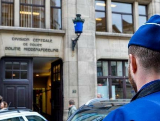 Temporary closure of the Rue du Marché au Charbon police station