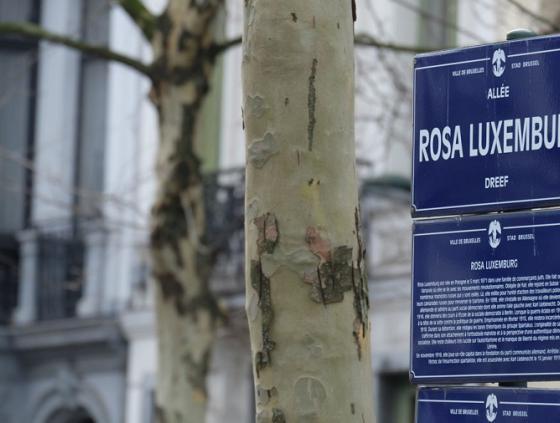 Wanted: female street names