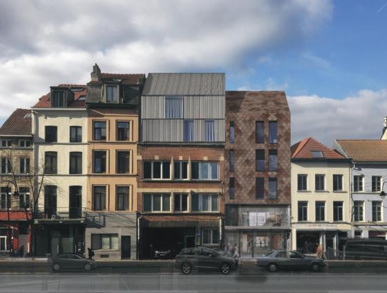 'Rue Haute 275' project (Marolles)