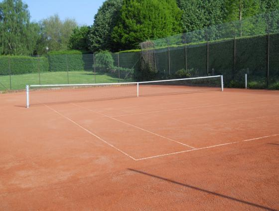 Opening of the Petit Chemin Vert tennis season