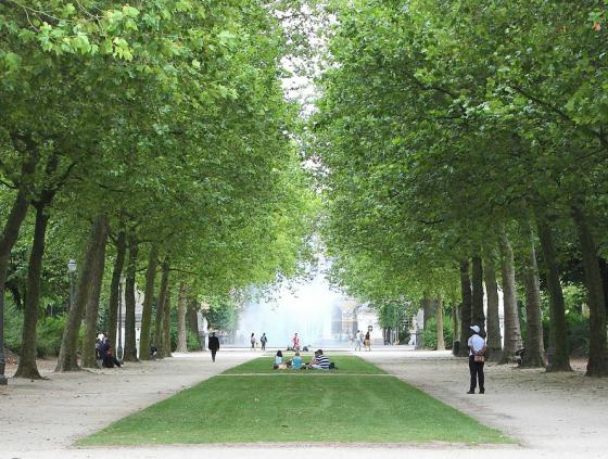 Brussels' Park closed from 13 to 15 June 2021
