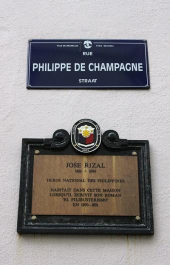 Rue Philippe de Champagne info meeting